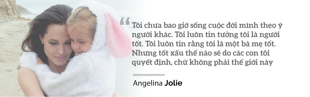 Những câu nói truyền cảm hứng của Angelina Jolie